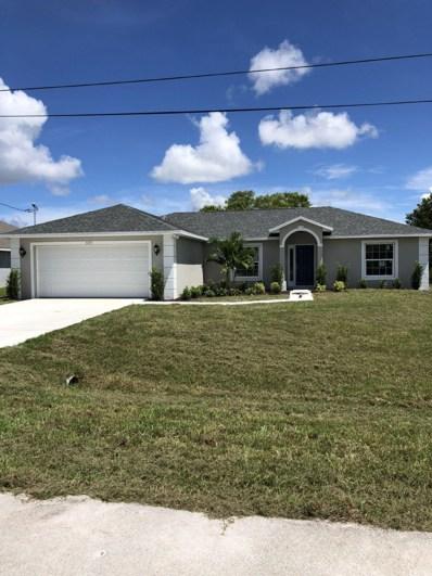 5771 NW Cahaba Street, Port Saint Lucie, FL 34986 - MLS#: RX-10463395