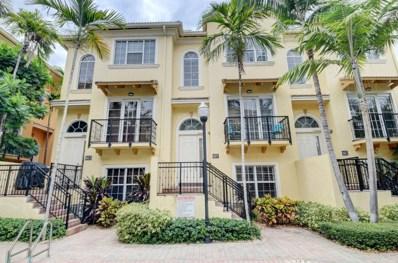 607 Renaissance Lane, Delray Beach, FL 33483 - MLS#: RX-10463432