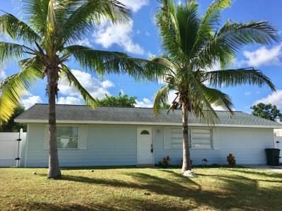 777 Scott Drive, West Palm Beach, FL 33415 - MLS#: RX-10463438