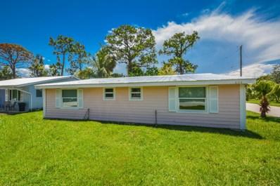 484 SW 11th Court, Palm City, FL 34990 - MLS#: RX-10463442