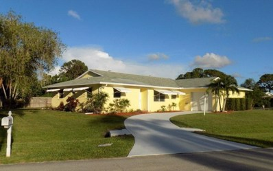 1431 SE Concha Street, Port Saint Lucie, FL 34983 - MLS#: RX-10463526