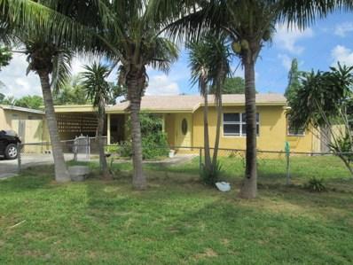 435 Miner Road, Boynton Beach, FL 33435 - MLS#: RX-10463528