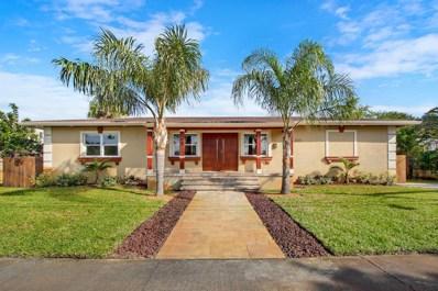 3614 Poinsettia Avenue, West Palm Beach, FL 33407 - MLS#: RX-10463654