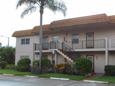6 Abbey Lane UNIT 102, Delray Beach, FL 33446 - MLS#: RX-10463665