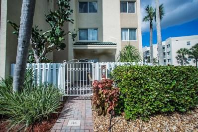 7751 Southampton Terrace UNIT 116, Tamarac, FL 33321 - MLS#: RX-10463705