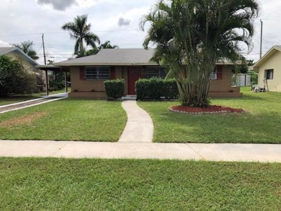 4942 Pineaire Lane, West Palm Beach, FL 33417 - MLS#: RX-10463742
