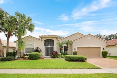 6828 Chimere Terrace, Boynton Beach, FL 33437 - MLS#: RX-10463816