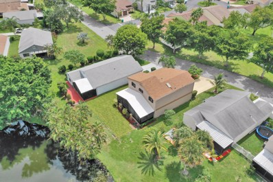 11 E Chesterfield Drive, Boynton Beach, FL 33426 - MLS#: RX-10463834