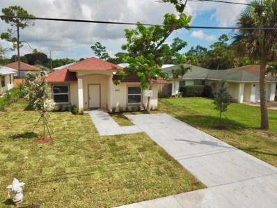 6671 1st Street, Jupiter, FL 33458 - MLS#: RX-10463848
