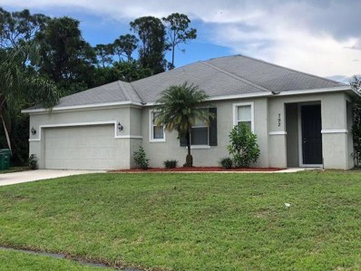 792 SW Nichols Terrace, Port Saint Lucie, FL 34986 - MLS#: RX-10463862