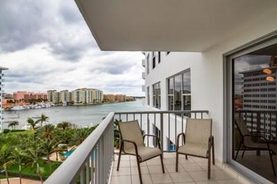 875 E Camino Real UNIT 8f, Boca Raton, FL 33432 - MLS#: RX-10463878