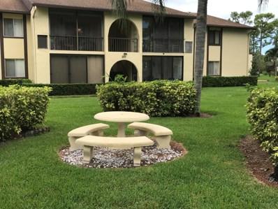 206 Pine Hov Circle UNIT C-1, Greenacres, FL 33463 - MLS#: RX-10463879