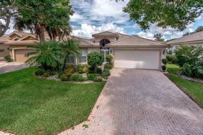 7633 Las Cruces Court, Boynton Beach, FL 33437 - MLS#: RX-10463890