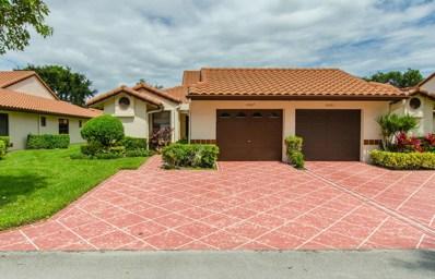 6087 Kings Gate Circle, Delray Beach, FL 33484 - MLS#: RX-10463985