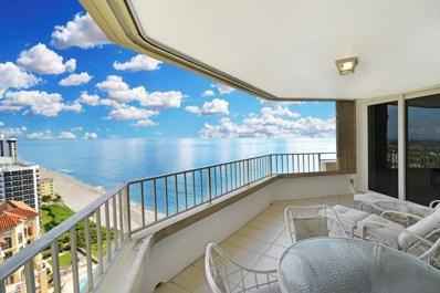 500 S Ocean Boulevard UNIT 2203, Boca Raton, FL 33432 - MLS#: RX-10464002