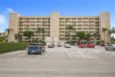 7240 Huntington Lane UNIT 805, Delray Beach, FL 33446 - #: RX-10464008