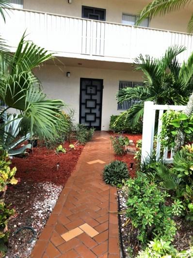 7267 Huntington Lane UNIT 103, Delray Beach, FL 33446 - MLS#: RX-10464014