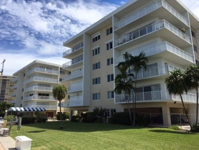126 Golden Isles Drive UNIT 33a, Hallandale Beach, FL 33009 - MLS#: RX-10464088