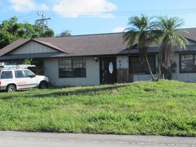 627 Lindell Boulevard, Delray Beach, FL 33444 - MLS#: RX-10464112