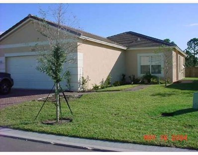 225 SW Manatee Springs Way, Port Saint Lucie, FL 34986 - MLS#: RX-10464142