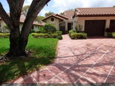 6466 Royal Manor Circle, Delray Beach, FL 33484 - #: RX-10464152