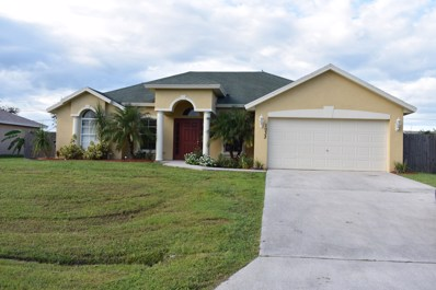 1033 SW Cornelia Avenue, Port Saint Lucie, FL 34953 - MLS#: RX-10464190