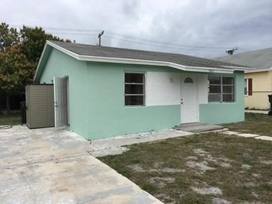 945 29th Street, West Palm Beach, FL 33407 - MLS#: RX-10464204