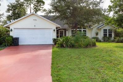 1665 SW Flint Street, Port Saint Lucie, FL 34953 - MLS#: RX-10464229