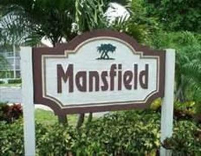 153 Mansfield D, Boca Raton, FL 33434 - MLS#: RX-10464259