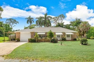 5554 Hibiscus Road, Jupiter, FL 33458 - MLS#: RX-10464281