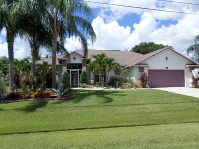 2338 SE West Blackwell Drive, Port Saint Lucie, FL 34952 - MLS#: RX-10464291
