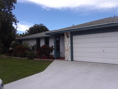 694 SE Evergreen Terrace, Port Saint Lucie, FL 34983 - MLS#: RX-10464294