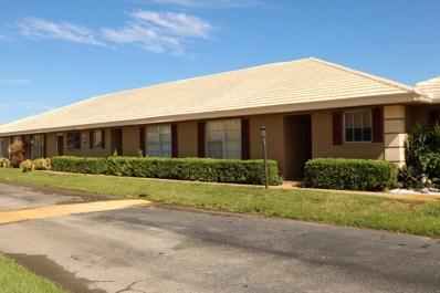 1429 SW 25th Way UNIT E, Boynton Beach, FL 33426 - MLS#: RX-10464298