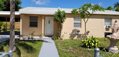 1426 S B Street, Lake Worth, FL 33460 - MLS#: RX-10464363