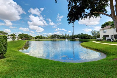 233 Foxtail Drive UNIT E, Greenacres, FL 33415 - #: RX-10464374
