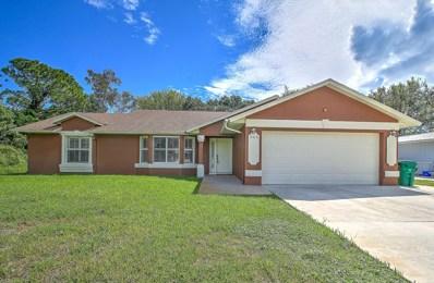 5410 Myrtle Drive, Fort Pierce, FL 34982 - MLS#: RX-10464380