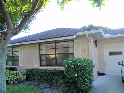 9890 Cassia Tree Way UNIT A, Boynton Beach, FL 33436 - #: RX-10464396