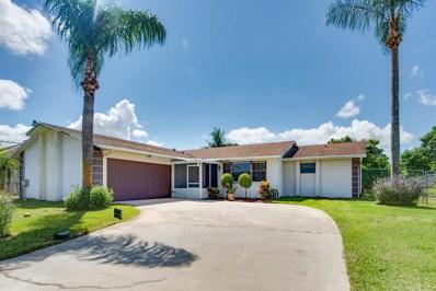 1528 SE Sinbad Avenue, Port Saint Lucie, FL 34952 - MLS#: RX-10464403
