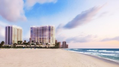3100 N Ocean Drive UNIT H-1705, Singer Island, FL 33404 - MLS#: RX-10464446
