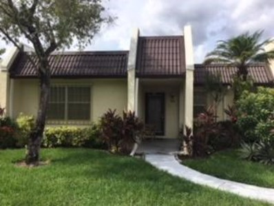 107 Lake Susan Drive UNIT 0, West Palm Beach, FL 33411 - MLS#: RX-10464447
