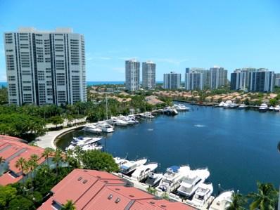 3610 Yacht Club Drive UNIT 1506, Aventura, FL 33180 - MLS#: RX-10464459
