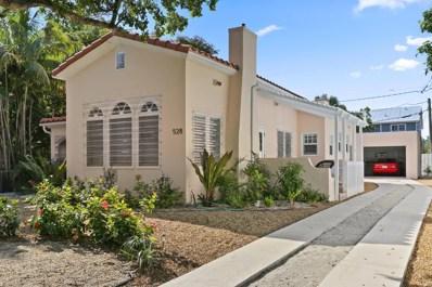 528 34th Street, West Palm Beach, FL 33407 - MLS#: RX-10464461