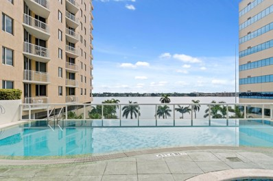 1551 N Flagler Drive UNIT 715, West Palm Beach, FL 33401 - MLS#: RX-10464464