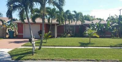 732 W Ocean Avenue W, Boynton Beach, FL 33426 - MLS#: RX-10464494