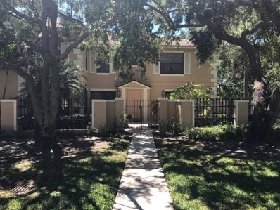 377 Prestwick Lane UNIT 1, Palm Beach Gardens, FL 33418 - MLS#: RX-10464519
