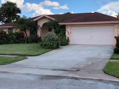 110 Mill Pond Lane, Royal Palm Beach, FL 33411 - MLS#: RX-10464533