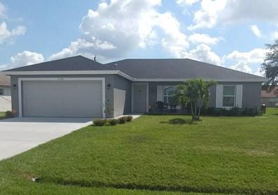 3549 SW San Giorgio Street, Port Saint Lucie, FL 34953 - MLS#: RX-10464547