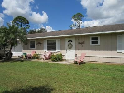 8208 Kenwood Road, Fort Pierce, FL 34951 - MLS#: RX-10464604