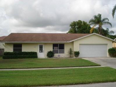 4633 Blue Pine Circle, Lake Worth, FL 33463 - MLS#: RX-10464619