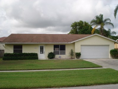4633 Blue Pine Circle, Lake Worth, FL 33463 - MLS#: RX-10464619
